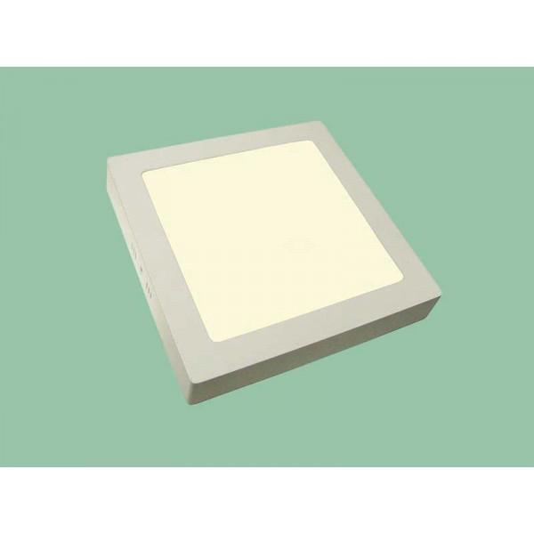 LED panelė 12W/230VAC kvadrat.3000K prid.1050 LM