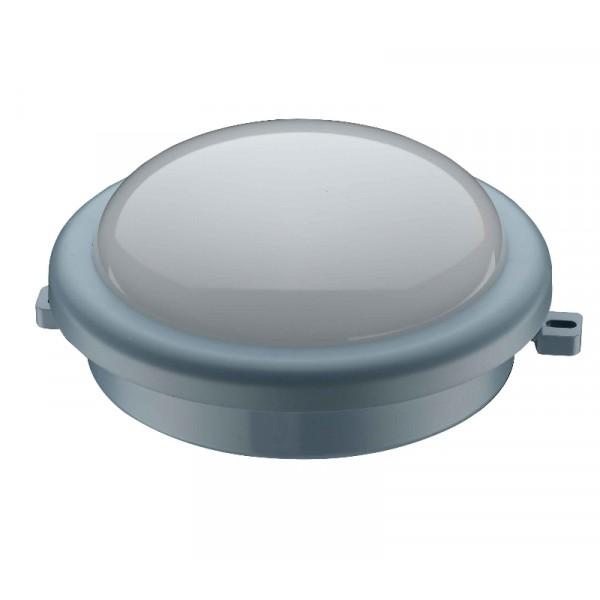 LED šv.LFC-P0401-10W/230V-4200K,IP44,juodas