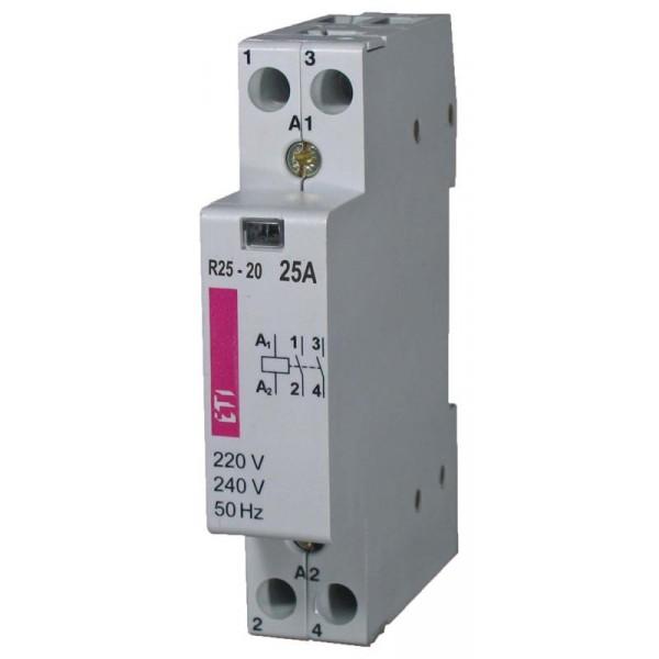 R20-11 kontaktorius 1NA+1NU/230V