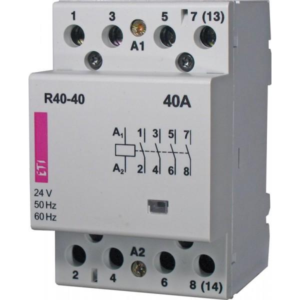 R40-40 kontaktorius 4NA/230V