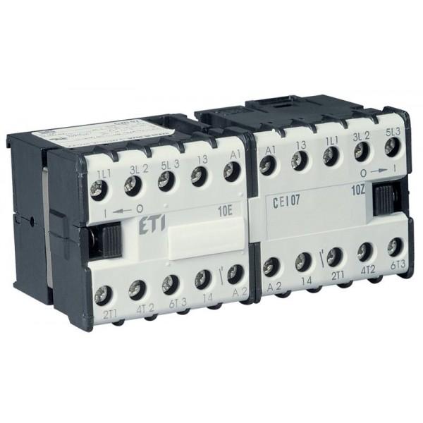CEI07.10- 230VAC reversinis minikontaktorius
