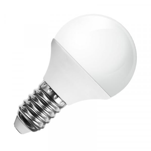 LED lempa  3W ZG45-PM-3W-E14-C.240lm,2700K,burbul.
