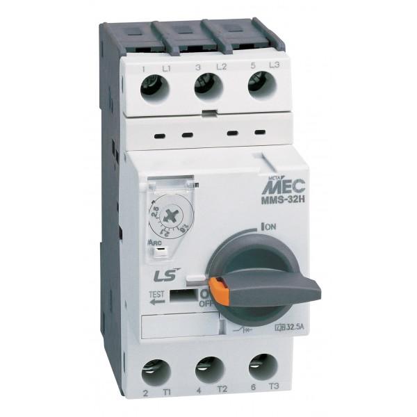 MMS100S 70-90A 50kA variklio automatas