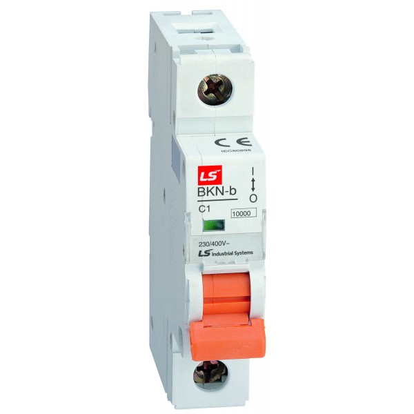 Automatinis jungiklis BKN-c 1P C 25A