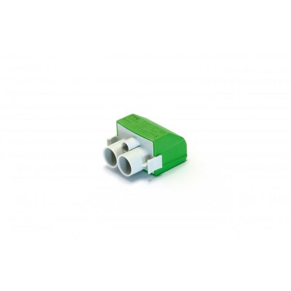 Gnybtas LPDB 1P 160A 3X50mm; 2x10mm Žalias