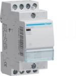 ESC425 Kontaktorius 230V/25A,4 atv.,2 mod