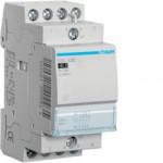 ESC426 kontaktorius 230V AC 25A,4 NU, 2 mod.
