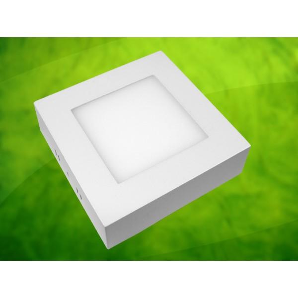LED panelė  6W/230VAC kvadrat. prid.4000K