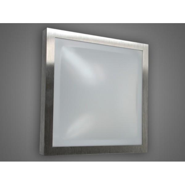 LED plafonas 12W/230VAC DL Vitali kvadrat. 900LM