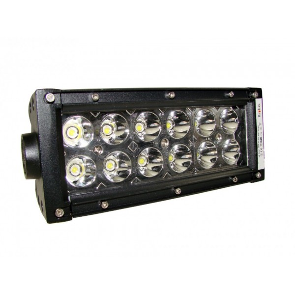 LED šviest.12x3W 12-36V IP68 6000K