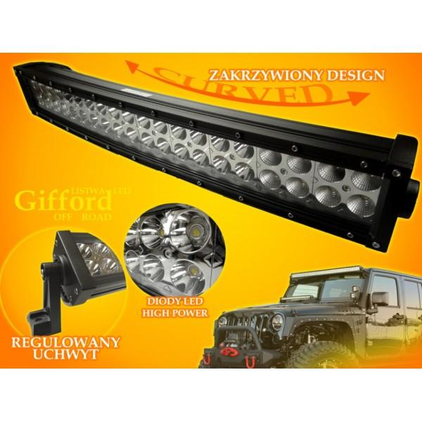 180W LED šviestuvas GWYN CW 6600LM 9V-60VDC