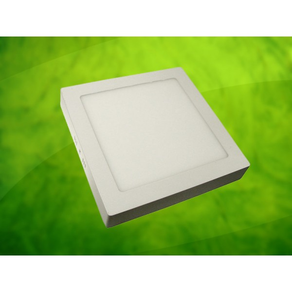 LED panelė 12W/3000K 230V kvadr. prid.IP20 170x170