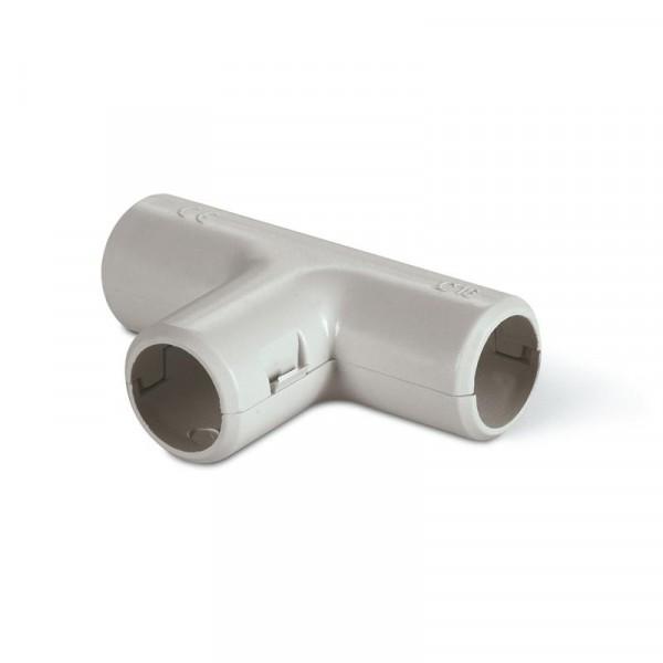 Trišakis 25 mm išardomas plastikinis