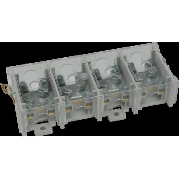 HSV35K   4x35/6mm* gnybtai  DIN