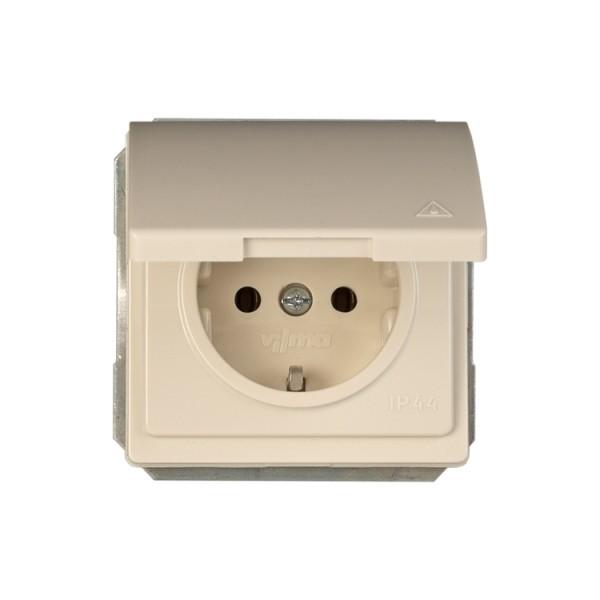 Lizdas RP16-003-02 ST150 IP44 įž.b/r smėlis V ST/S