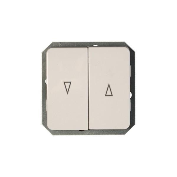Perjungiklis P410-020-02 LX V 2kl.b/r žalz. V LX/B