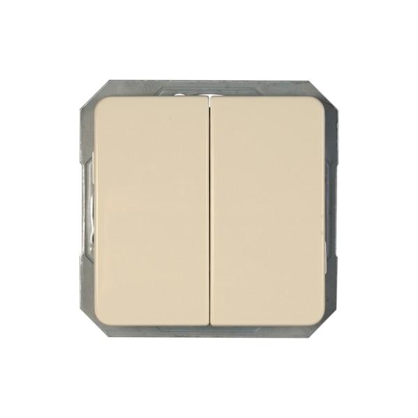 Perjungiklis P(6+6)10-020-02 LX V 2kl .b/r V LX/S
