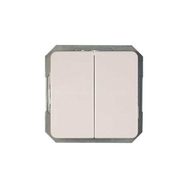 Jungiklis P510-020-02 LX200 b/r, 2kl, balt V LX/B