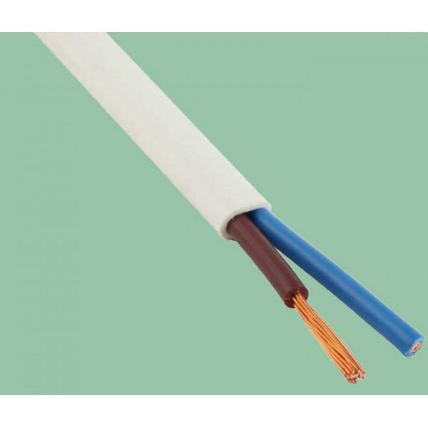 2x  0.75 OMYp/H03VVH2-F kabelis pl.