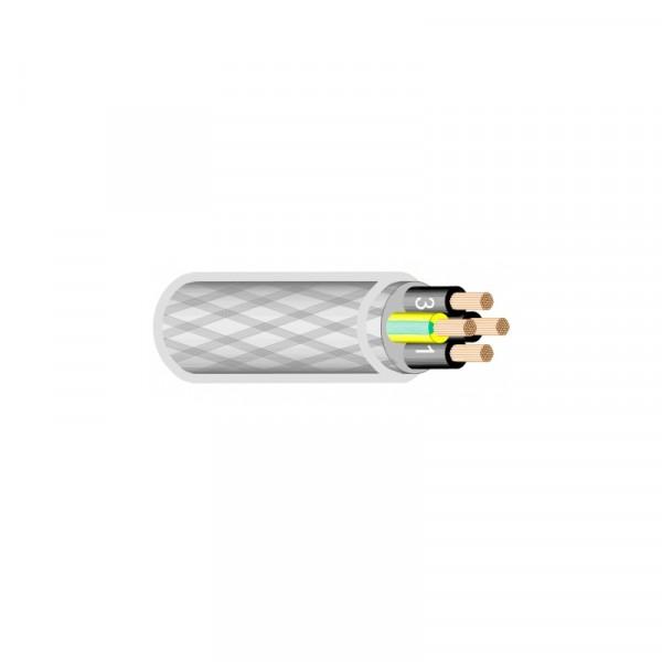 4x  2.5 YSLCY-JZ kabelis ekr.kontrolinis 500V