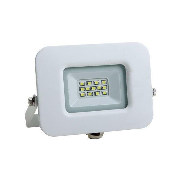 10W LED prožekt. SMD2800K PREMIUM LINE IP65 balt
