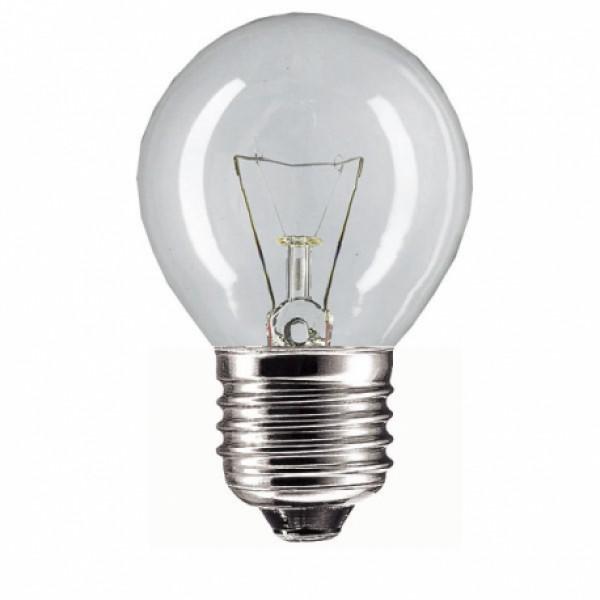 Lempa  40W, E14 230V burbuliukas skaidrus