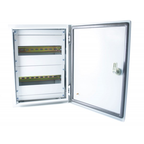 BJI-8060/200 skydas metalinis IP66 4x28 mod