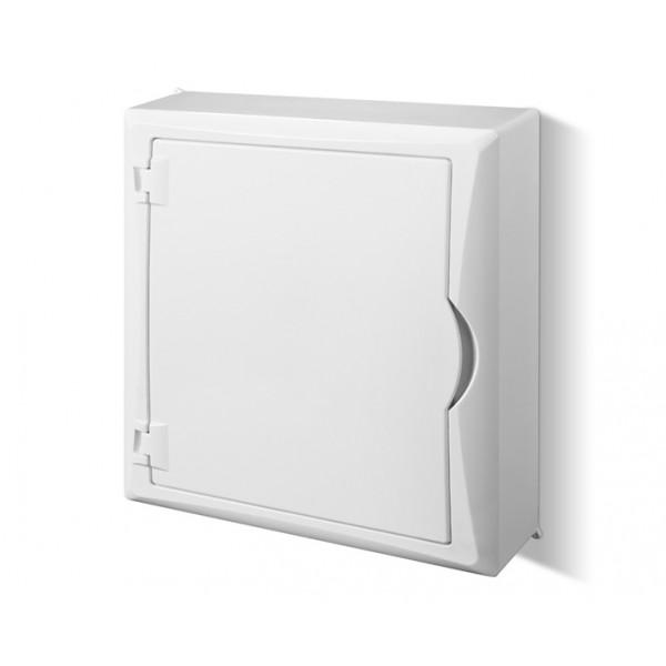 Skydelis EB 1/ 8 [N+PE]IP40 baltas v/t