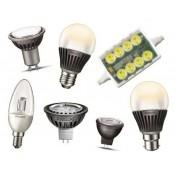 LED lempos
