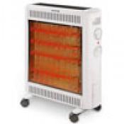Infraraudonųjų spindulių šildytuvai